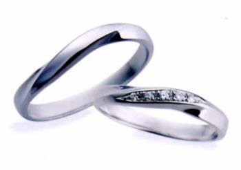 ★お買得情報があります???★サムシングブルー Something Blue SP-817&SP-816(2本セット定価) Pt999 純プラチナ マリッジリング・結婚指輪・ペアリング