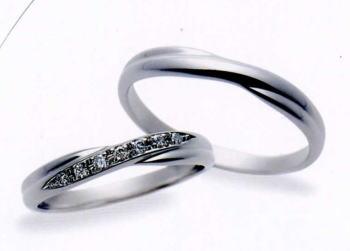 ★お買得情報があります???★サムシングブルー Something Blue SP-814&SP-815(2本セット定価)マリッジリング・結婚指輪・ペアリング