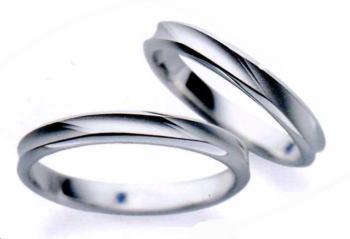 ★お買得情報があります???★サムシングブルー Something Blue SP-746-M&SP-746-L(2本セット定価)マリッジリング、結婚指輪、ペアリング