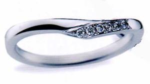 ★お買い得な情報があります???★サムシングブルー Something Blue SC-882マリッジリング・結婚指輪・ペアリング(1本)