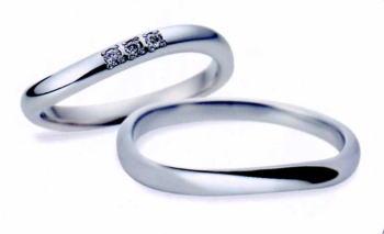 ★お買得情報があります???★サムシングブルー Something Blue SC-880&SC-881(2本セット定価)マリッジリング・結婚指輪・ペアリング