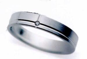 ★お買い得な情報あります???★サムシングブルー Something Blue SC-884マリッジリング・結婚指輪・ペアリング(1本)