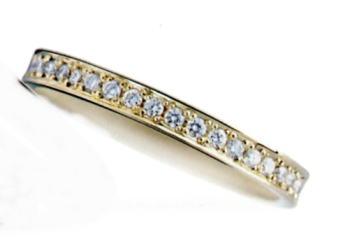 ★お買得情報があります??★Something BlueサムシングブルーSBM105(2/3エタニティ)マリッジリング、結婚指輪