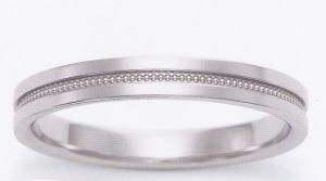 ★お買い得特別価格!!★EBP-2M Enbrasser Purest(アンブラッセ ピュアレスト 純プラチナ Pt-999)マリッジリング、結婚指輪、ペアリング用(1本)