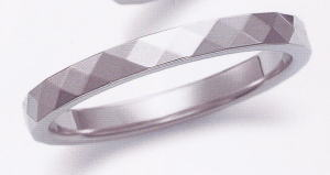 ★お買い得特別価格!!★EBP-7L Enbrasser Purest(アンブラッセ ピュアレスト 純プラチナ Pt-999)マリッジリング、結婚指輪、ペアリング用(1本)