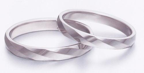 ★お買い得特別価格!!★EBP-8M & EBP-8L Enbrasser Purest(アンブラッセ ピュアレスト 純プラチナ Pt-999)マリッジリング、結婚指輪、ペアリング用(2本)