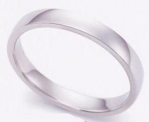★お買い得特別価格!!★EBP-3MEnbrasser Purest(アンブラッセ ピュアレスト 純プラチナ Pt-999)マリッジリング、結婚指輪、ペアリング用(1本)