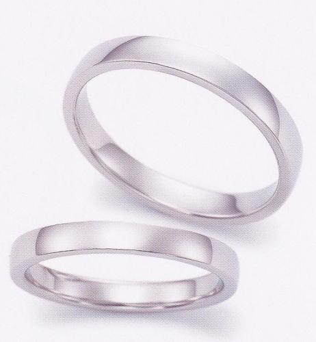 ★お買い得特別価格!!★EBP-3M & EBP-3LEnbrasser Purest(アンブラッセ ピュアレスト 純プラチナ Pt-999)マリッジリング、結婚指輪、ペアリング用(2本)