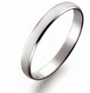 True Loveトゥルーラブ (19) P264-3 卸直営店 お得な特別割引価格 Pt900 プラチナ マリッジリング 結婚指輪 ペアリング  (1本)