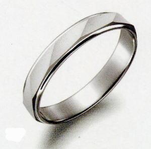 True Loveトゥルーラブ (17) P530-2 卸直営店 お得な特別割引価格 PT900 プラチナ マリッジリング 結婚指輪 ペアリング (1本)
