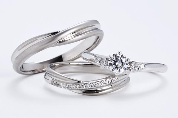 最終値下げ 0.3ct.ダイヤモンド婚約指輪(エンゲージリング)/結婚指輪(マリッジリング)3本セットPRF003-03(ペチュニア)【当店のオリジナル製品】, ボニータボニータ:42755f58 --- cranescompare.com