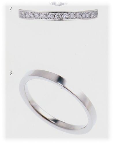 結婚指輪(マリッジリング)L-1 2本セット【当店のオリジナル製品】