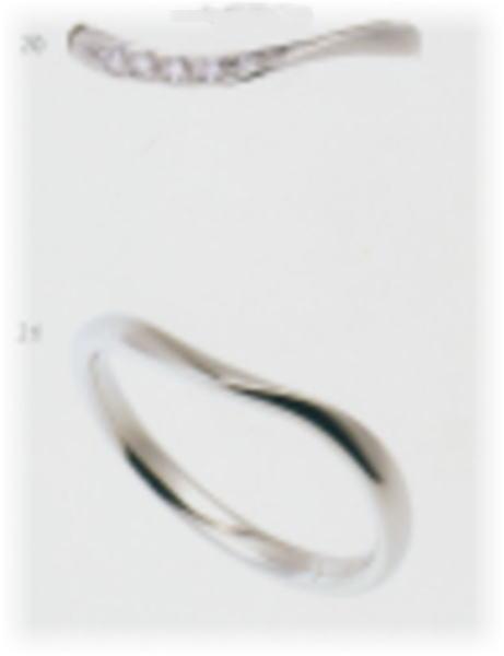 結婚指輪(マリッジリング)L-22 2本セット【当店のオリジナル製品】