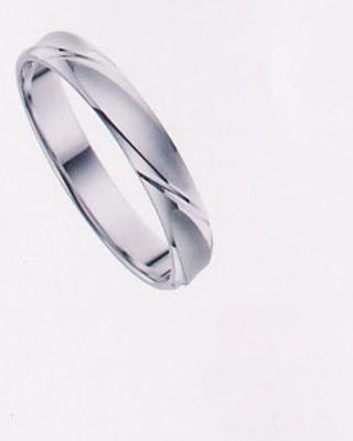 ★Tous Les Deux〔トゥレドゥ〕【Pd990新素材パラジウム・ジュエリー】TLD003マリッジリング・結婚指輪・ペアリング用(1本)