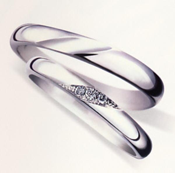 ★お買い得の情報あります???★サムシングブルー Will SB-857&SB-858(2本セット定価)マリッジリング、結婚指輪、ペアリング