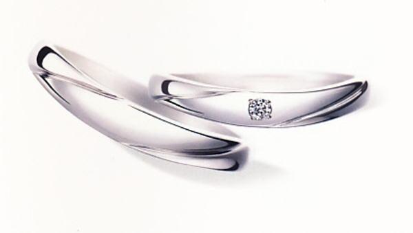 ★お買い得の情報あります???★サムシングブルー Twin Lane SB-861&SB-862(2本セット定価)マリッジリング、結婚指輪、ペアリング