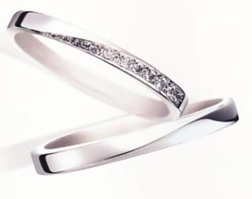 ★お買い得の情報あります。???★サムシングブルー Stardust SB-863-b&SB-864-b(2本セット定価)マリッジリング、結婚指輪、ペアリング