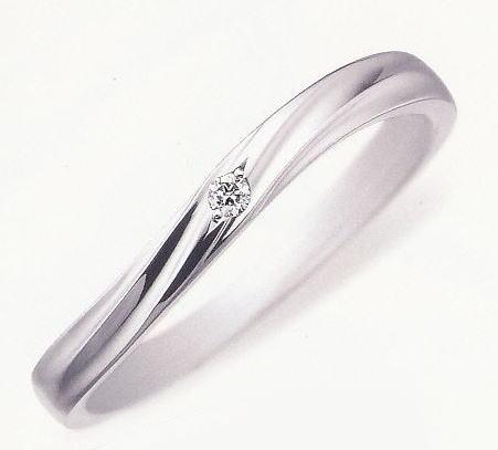 ★お買い得な情報あります???★サムシングブルーFine Day SB-828マリッジリング・結婚指輪・ペアリング(1本)