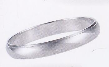 ★【卸直営店のお得な特別割引価格】★ et toi エトワ PR04M Pt900 プラチナ マリッジリング 結婚指輪 ペアリング (1本)