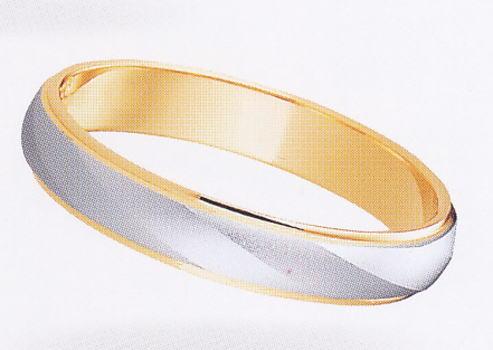 ★【卸直営店のお得な特別割引価格】★ et toi エトワ PR01M-3 Pt900/K18YG マリッジリング 結婚指輪 ペアリング (1本)