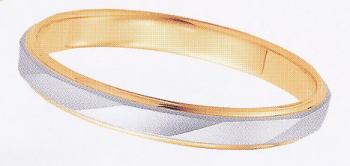 ★【卸直営店のお得な特別割引価格】★ et toi エトワ B031M-3 Pt900/K18YG マリッジリング 結婚指輪 ペアリング (1本)