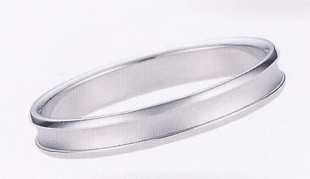 ★【卸直営店のお得な特別割引価格】★ et toi エトワ PR05M-2 Pt900 プラチナ マリッジリング 結婚指輪 ペアリング (1本)