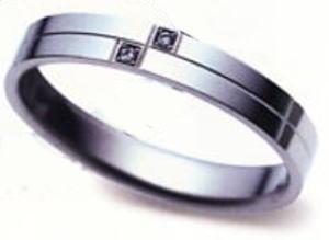 ★【お得な卸直営店価格はお問合せ下さい???】★ Sarasa サラサ 更紗 SR-263 ダイヤ K10WG ホワイトゴールド マリッジリング 結婚指輪 ペアリング (1本)