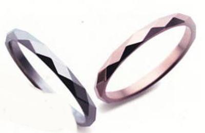 ★【お得な卸直営店価格はお問合せ下さい???】★Sarasa サラサ 更紗 SR-265 K10WG ホワイトゴールド & SR-267 K10PG ピンクゴールド マリッジリング 結婚指輪 ペアリング (2本)