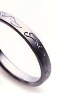 ★【お得な卸直営店価格はお問合せ下さい???】★ Sarasa サラサ 更紗 SR-211 K18WG ホワイトゴールド マリッジリング 結婚指輪 ペアリング (1本)