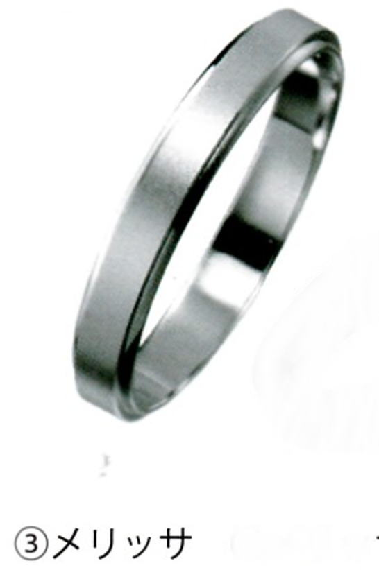 【楽天スーパーセール】 Serieux セリュー セリュー No.3 メリッサ Pt900 結婚指輪、マリッジリング Pt900、ペアリング(1本):JEWELRY LAND, エイトキッド:5b5e406c --- daftarfoodizz.id