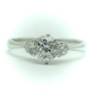 0.7ct.D-VS1-3EX H&C PTプラチナ婚約指輪 エンゲージリング ダイヤモンドリング 両脇メレダイヤ入り 鑑定書付 快気祝 安心と信頼のショッピング プライバシーポリシー 48時間限定ポイント 通学