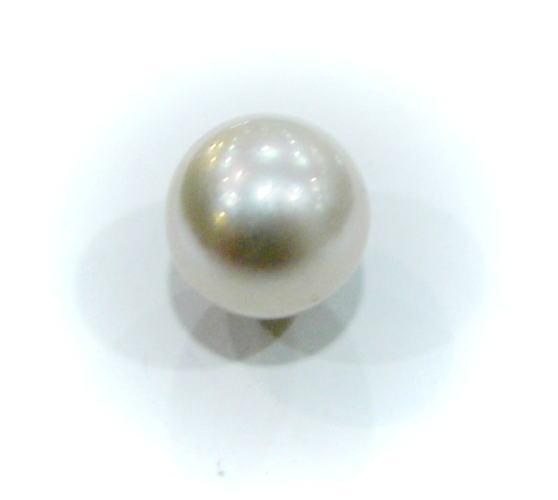 プラチナ パール8.4mm ネクタイピン