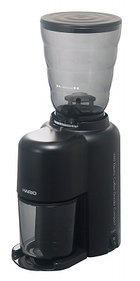 HARIO ハリオ V60 電動コーヒーグラインダーコンパクト EVC-8B 電動コーヒーミル