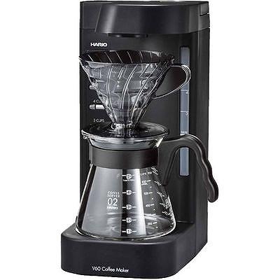 HARIO ハリオ EVCM2-5TB V60珈琲王2 コーヒーメーカー 計量スプーン・ペーパー40枚付き