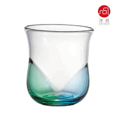 ポイント15倍中 石塚硝子 ISHIZUKA GLASS アデリアグラス 買取 ADERIA 激安特価品 青森 津軽びいどろ F49687 270ml フリーカップ