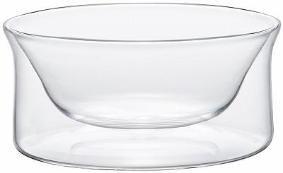石塚硝子 ISHIZUKA GLASS アデリアグラス ADERIA GLASS Saisonnier アミューズカップ ツヅミ ワイドM H4846 6個セット 小鉢