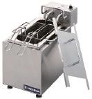 【売り切り御免!】 電気ゆで麺器 ENB-200 ニチワ EYMK1701, グリーンポプリ a51263f4