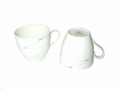 豪華な お得なキャンペーンを実施中 在庫限り 最終放出 NARUMI ナルミ コーヒーカップ 9487-2417 あす楽対応