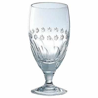 KAGAMI CRYSTAL カガミクリスタル ビアグラス 160cc KW144-1421 ビールグラス