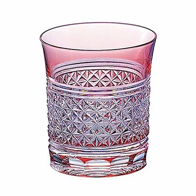 KAGAMI CRYSTAL カガミクリスタル ロックグラス(麻の葉紋) 250cc T542-1441CAU