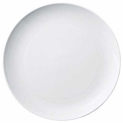 誕生日プレゼント ウルトラホワイト中華 14吋丸皿 83407-170 特別セール品