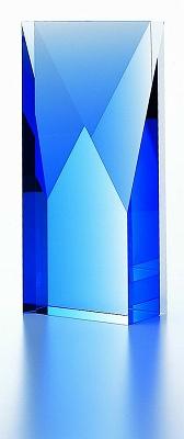 東洋佐々木ガラス トロフィー 大 49622 置物