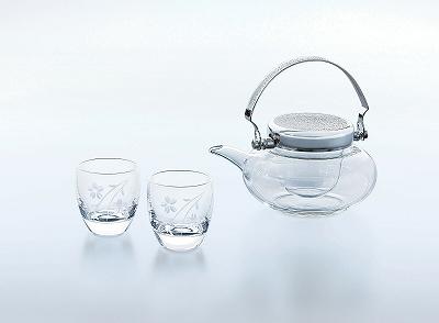 日本酒が好きな方への贈り物に 東洋佐々木ガラス 冷酒の器 G604-M74 地炉利 冷酒グラス 盃 杯 ちろり