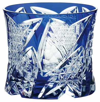 東洋佐々木ガラス 八千代切子 オンザロック(光華こうか) LS19761SULM-C741 ロックグラス 270ml