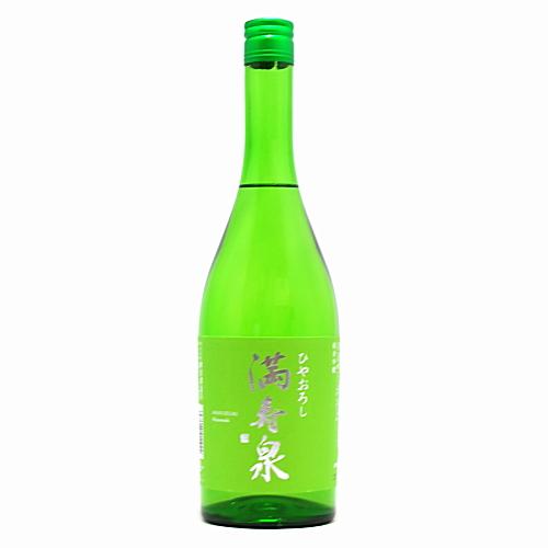 満寿泉 人気の製品 純米吟醸 在庫処分 720ml ひやおろし