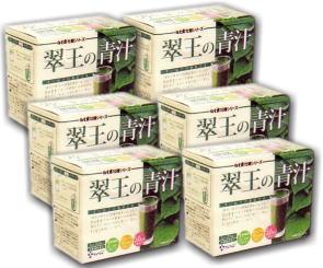 翠王の青汁 (2g×30袋)×【6箱セット】02P30May15