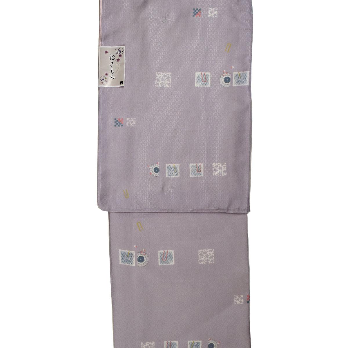 【M寸】 上質生地 仕立て上がり 袷 洗える着物 【単品】番号c902-37m kimono washable