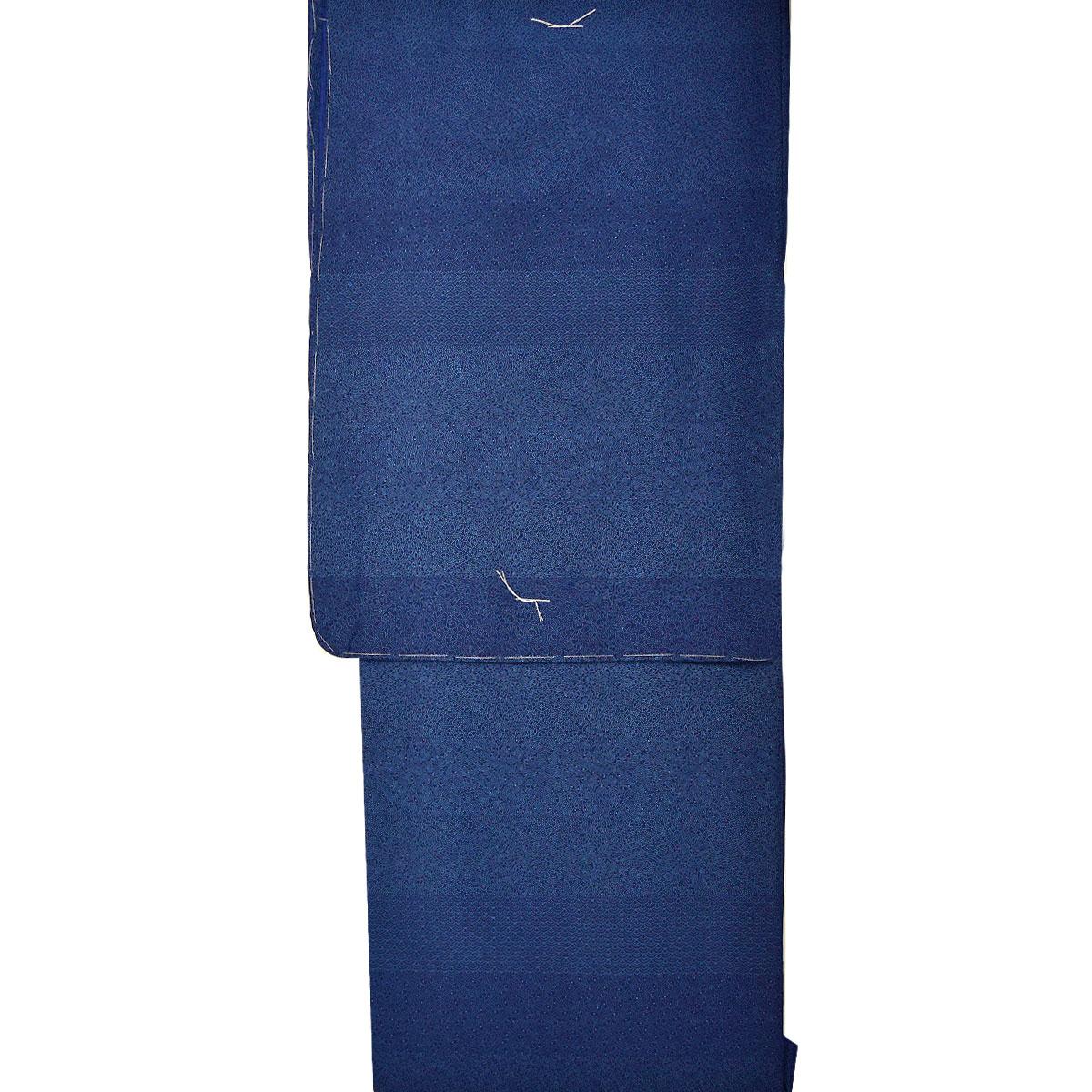 【M寸】 洗える着物 【 袷 】【 江戸小紋 】 【 仕立て上がり 】 洗える 着物 単品商品番号d914-59