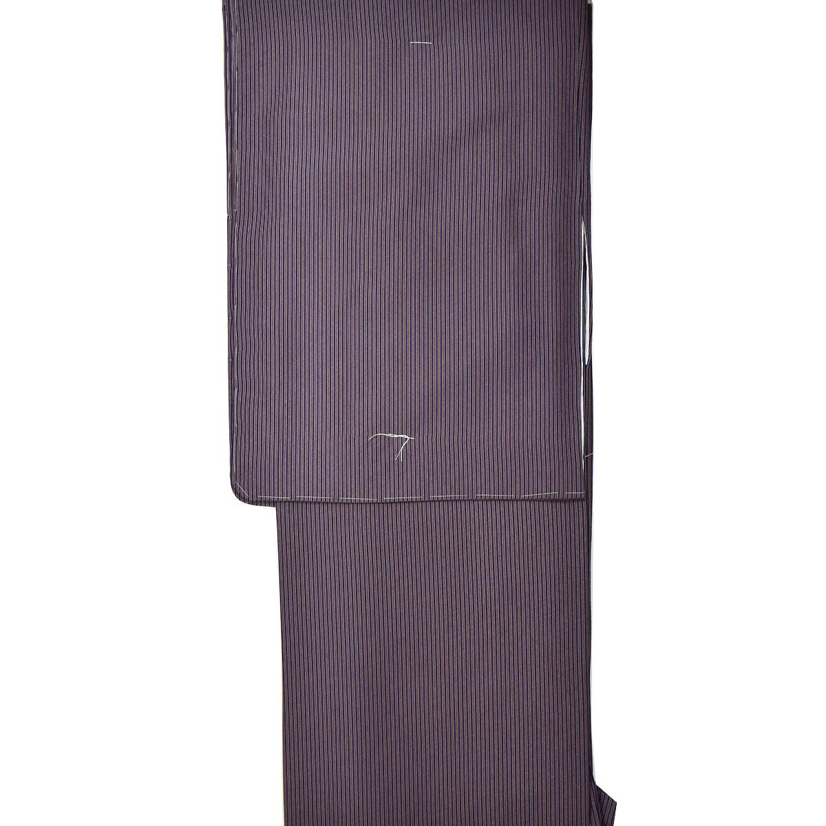 【M寸】 洗える着物 【 袷 】【 江戸小紋 】 【 仕立て上がり 】 洗える 着物 単品商品番号d914-60
