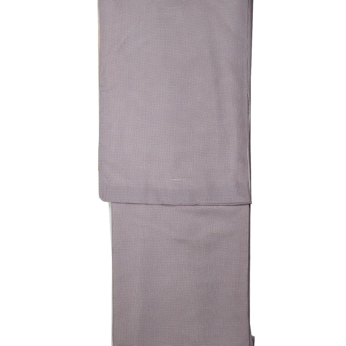 【L寸】 洗える着物 【 袷 】【 江戸小紋 】 【 仕立て上がり 】 洗える 着物 単品商品番号d914-62